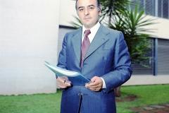 Juan Antonio Pérez - Ex Director General del IESE (1978-1984)