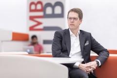 Franz Heukamp en el MBA hub