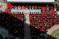Graduación MBA Barcelona