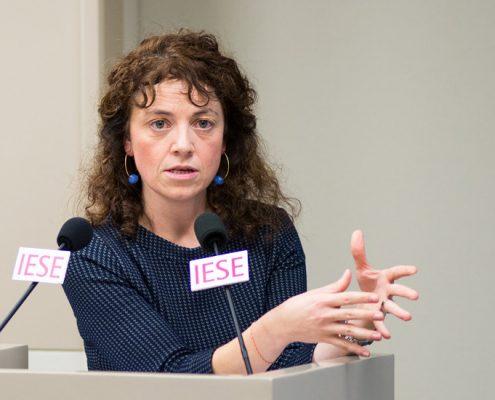 IESE Business School professor Núria Mas
