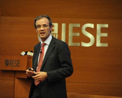 IESE professor Jordi Gual