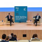 Speakers at IESE's 16th Banking Industry Meeting spoke of a stable and resilient sector.